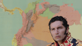 """Actor del cortometraje """"El Mapa"""""""