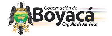 logo gobernación Boyacá