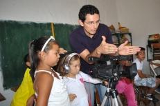 estudiantes de Guane, Santander