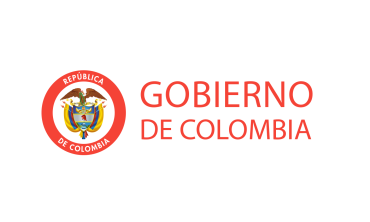 Logo Mincultura parte Gobierno de Colombia 2018